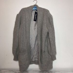 Jackets & Blazers - Amelia Austin Womens Sweatercoat Jacket NWT